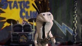 Static X - Push it (Sock Puppet Parody)
