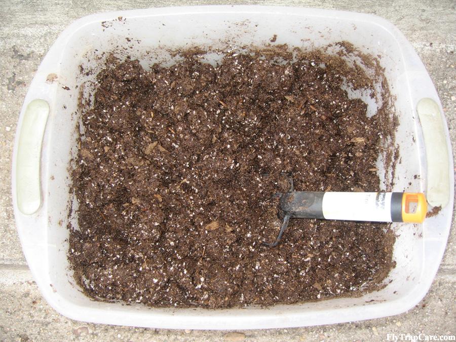 Venus fly trap soil for Soil for plants